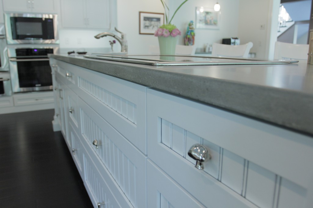Kitchen Concrete Countertop  Concrete Kitchen Countertops Cabinets by Graber