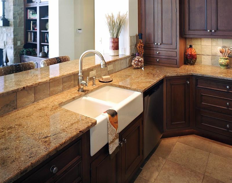 Kitchen Concrete Countertop  CONCRETE KITCHEN COUNTERTOPS BASICS PROS AND CONS