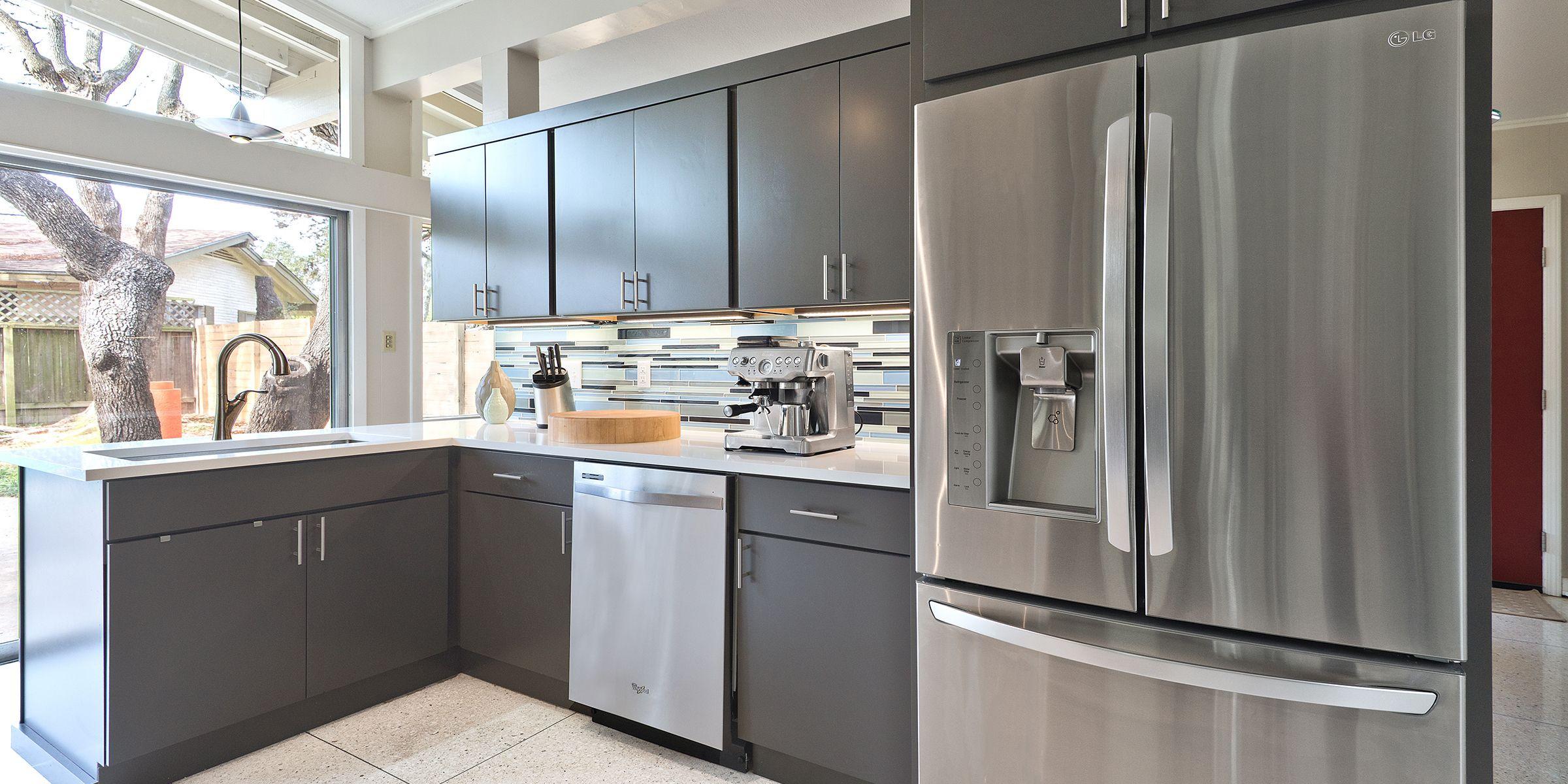 Kitchen Remodelers San Antonio  Remodeled kitchen in San Antonio TX Forest Oaks Mid