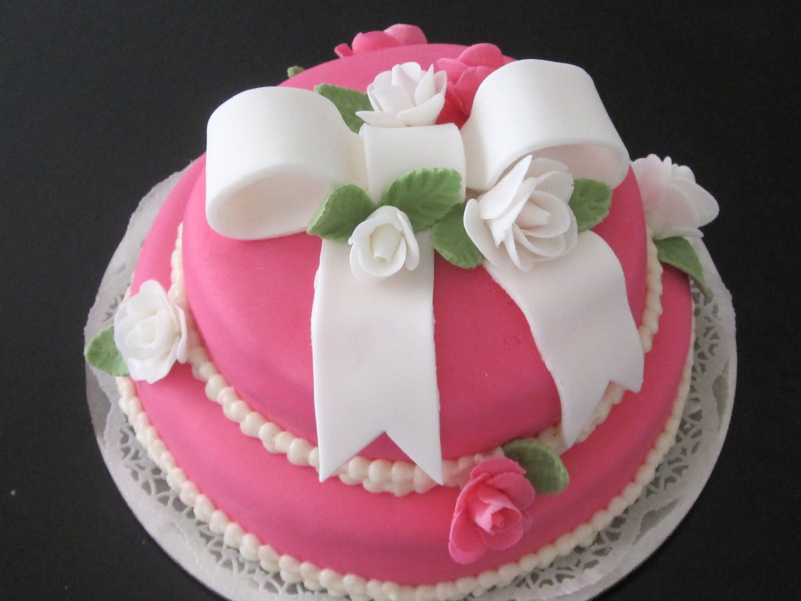 Ladies Birthday Cakes  Cakes by Laurel Girls Birthday Cakes