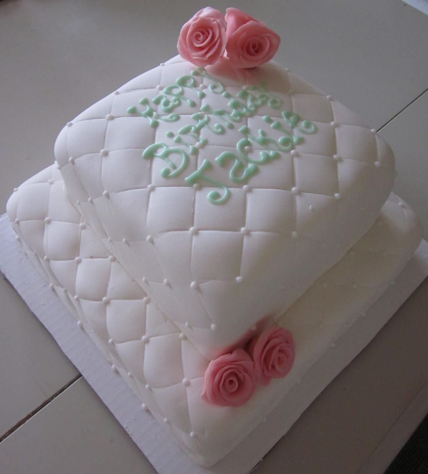 Ladies Birthday Cakes  Darlin Designs 80th Birthday Cake