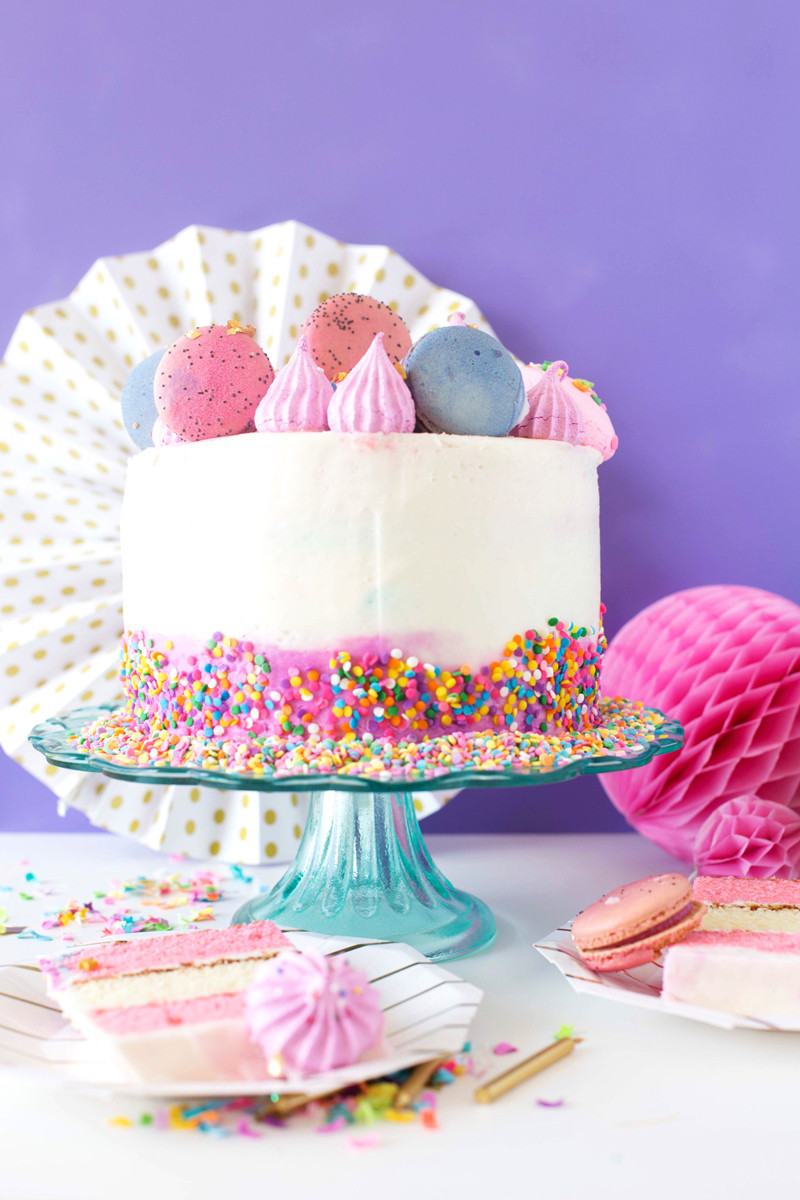 Ladies Birthday Cakes  Decorating The Sweetest Birthday Cakes For Girls • A