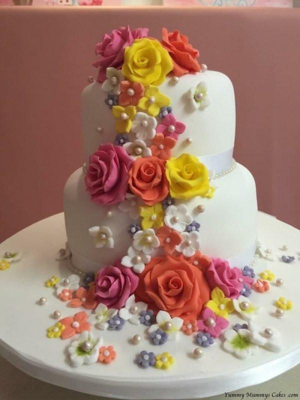 Ladies Birthday Cakes  La s' Birthday Cake
