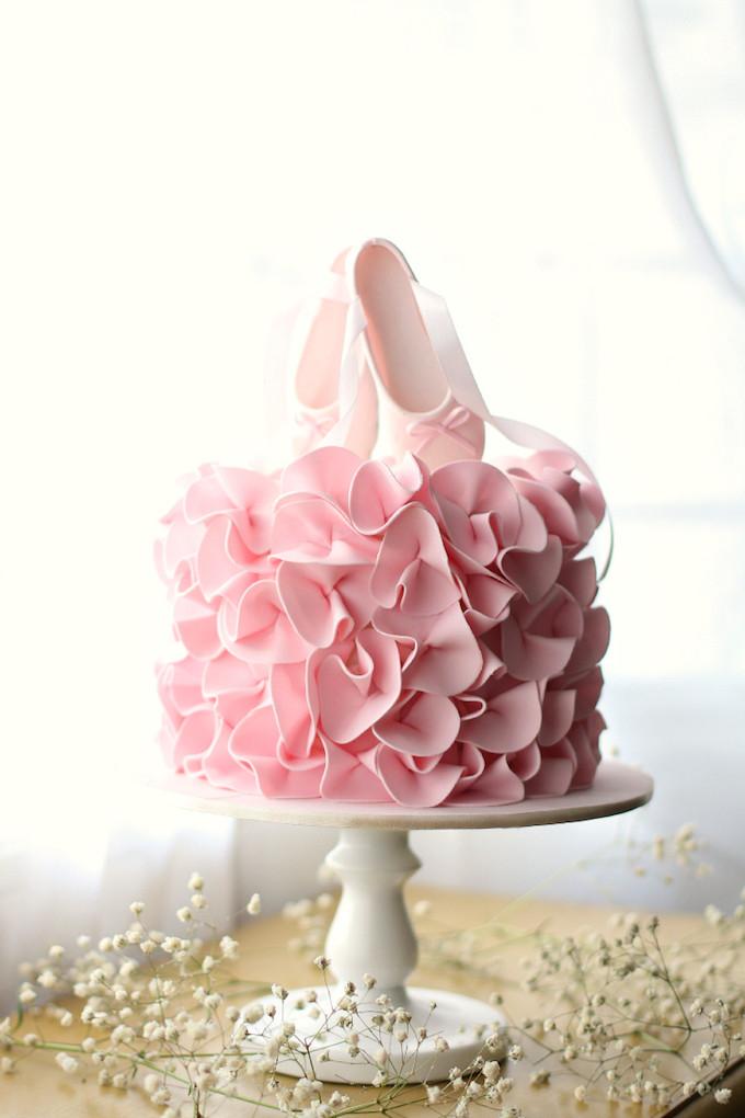 Ladies Birthday Cakes  25 Best Girl Birthday Cakes • The Celebration Shoppe