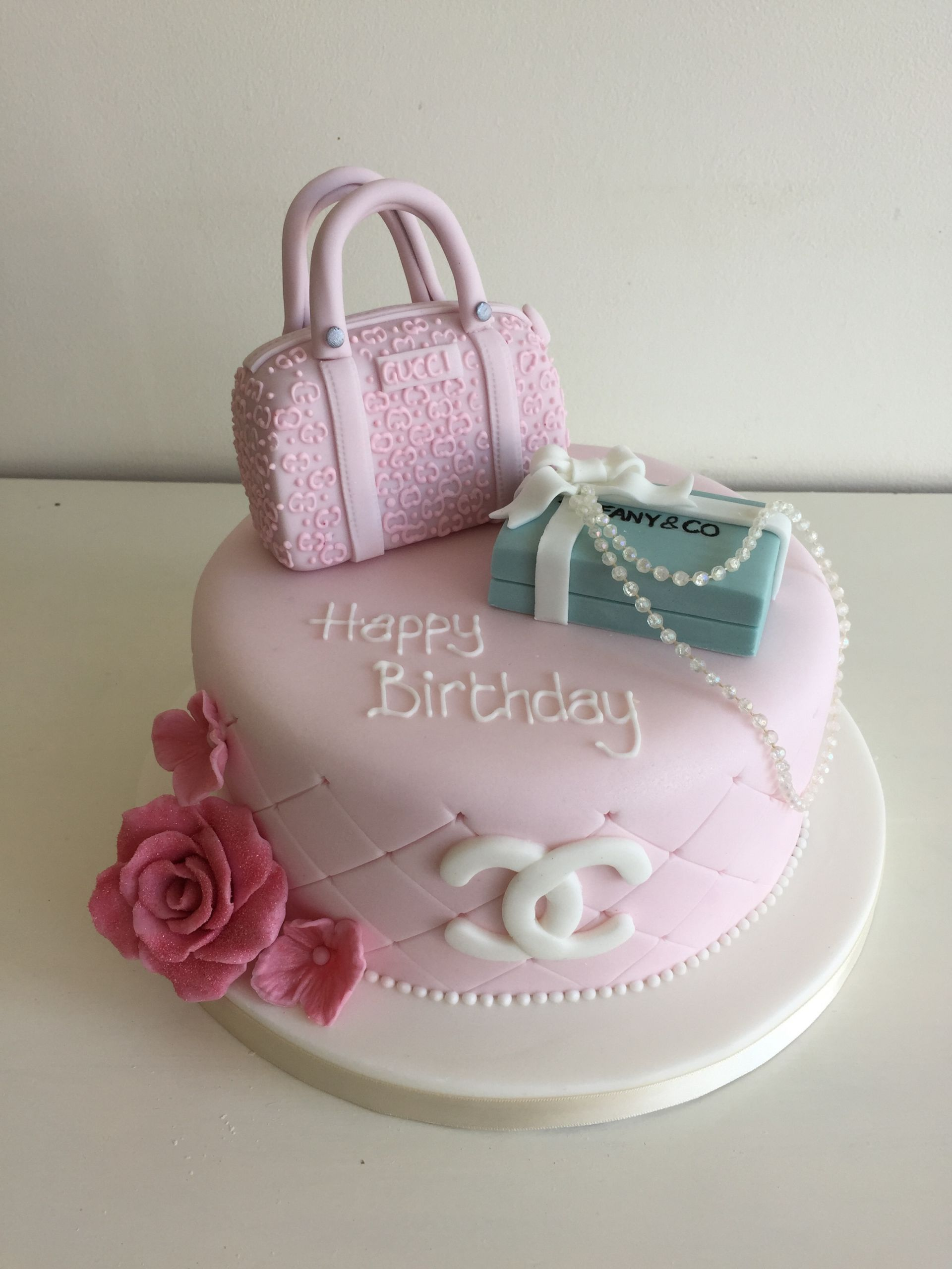 Ladies Birthday Cakes  Female Birthday Cakes Bedfordshire Hertfordshire London
