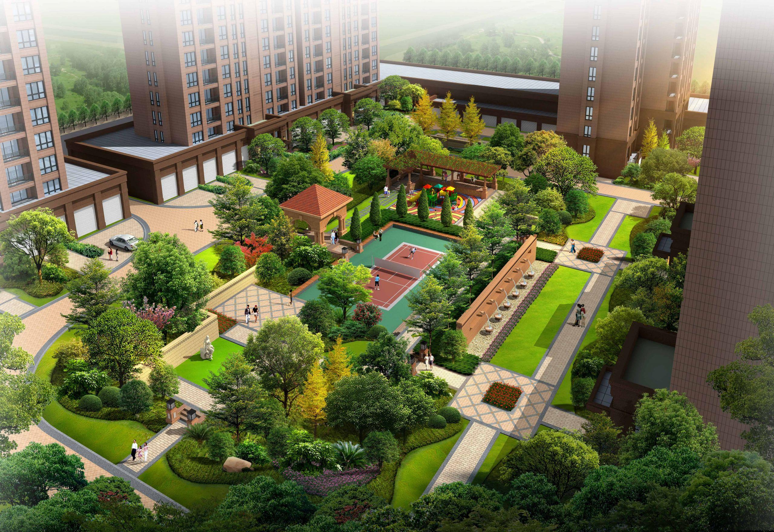 Landscape Architecture Design  TOP LANDSCAPE ARCHITECT FOR HOUSING AND TOWNSHIP DESIGN IN
