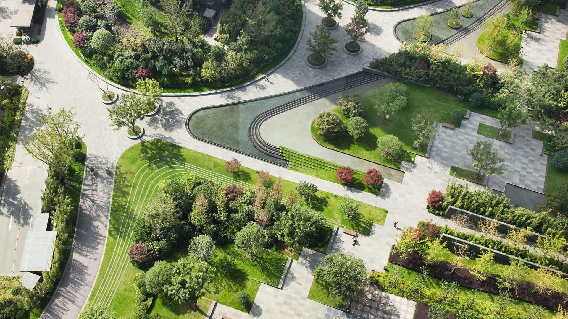 Landscape Architecture Design  Cicada Landscape Architecture