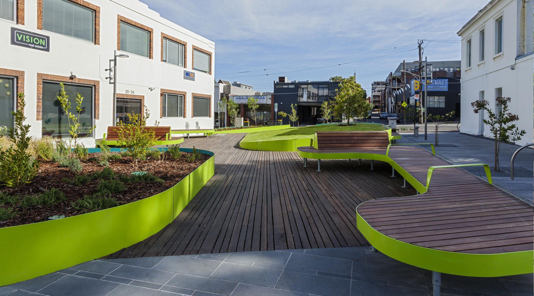Landscape Architecture Design  Urban Initiatives