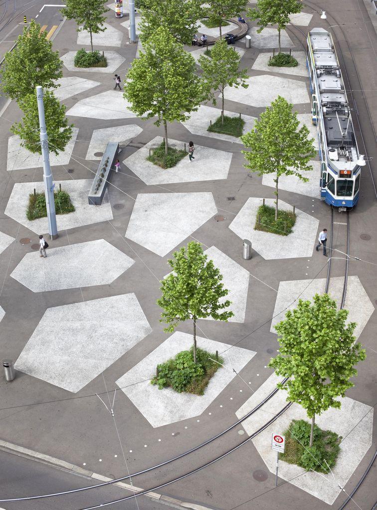 Landscape Architecture Design  Wright Gallery hosts Swiss landscape architecture exhibit