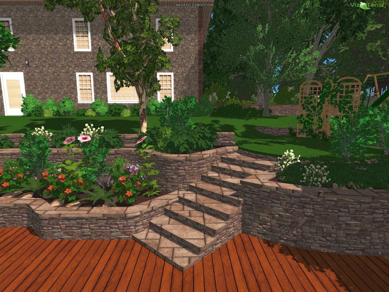 Landscape By Design  VizTerra Gives Landscaping Industry Professional 3D