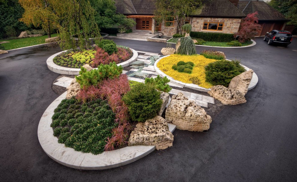 Landscape By Design  18 Impeccable Transitional Landscape Designs To Make The