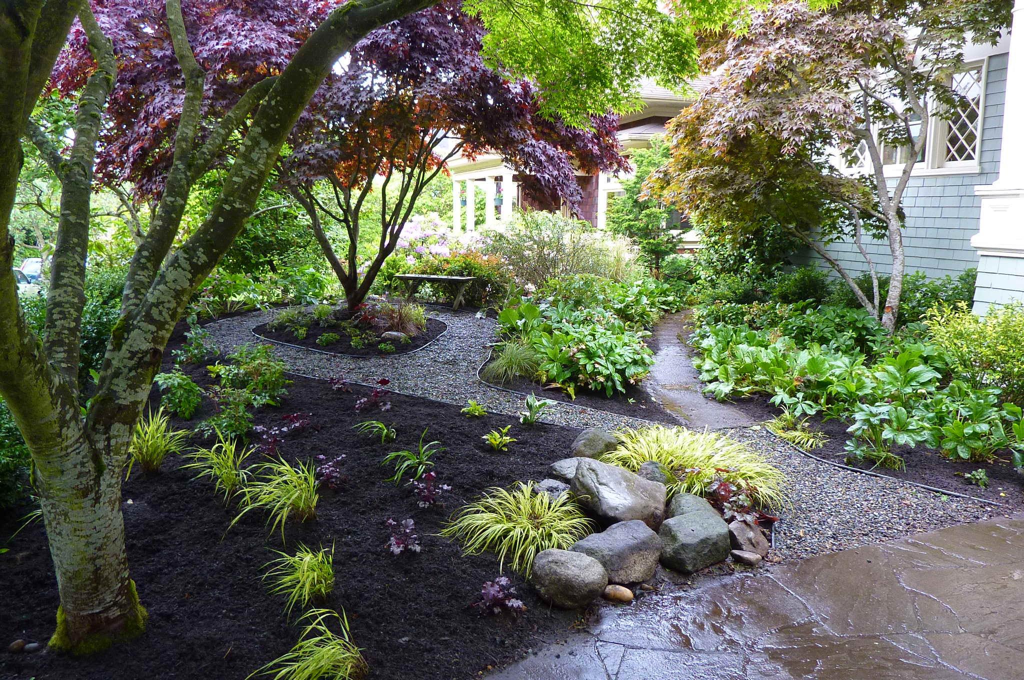 Landscape By Design  Capitol Hill Garden Design plete