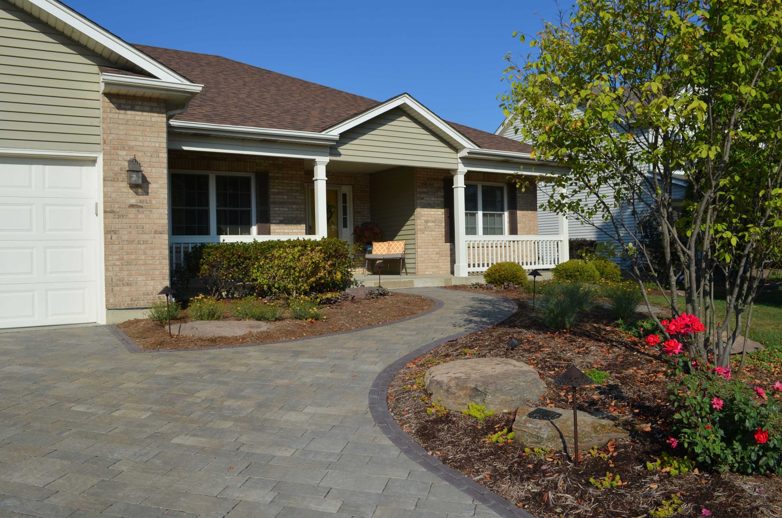 Landscape Design For Front Yards  Front yard landscaping