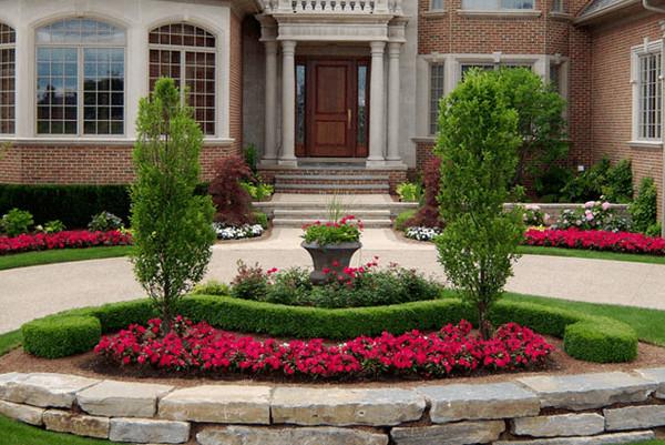 Landscape Design For Front Yards  6 Tips for Front Yard Landscape Design in Ottawa