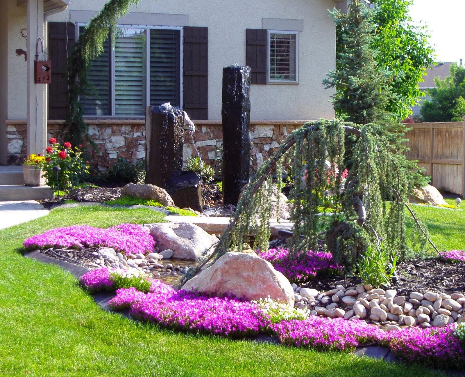 Landscape Design For Front Yards  Gardening and Landscaping Front Yard Landscaping Ideas