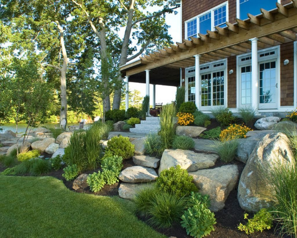 Landscape Design For Front Yards  31 Amazing Front Yard Landscaping Designs and Ideas