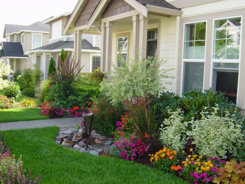 Landscape Design For Front Yards  Gardening and Landscaping Front Yard Landscaping