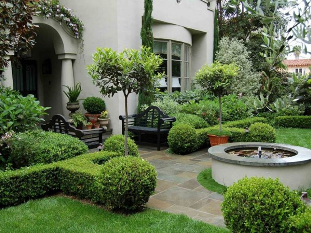 Landscape Design For Front Yards  35 Most Beautiful Front Yard Landscaping Ideas For