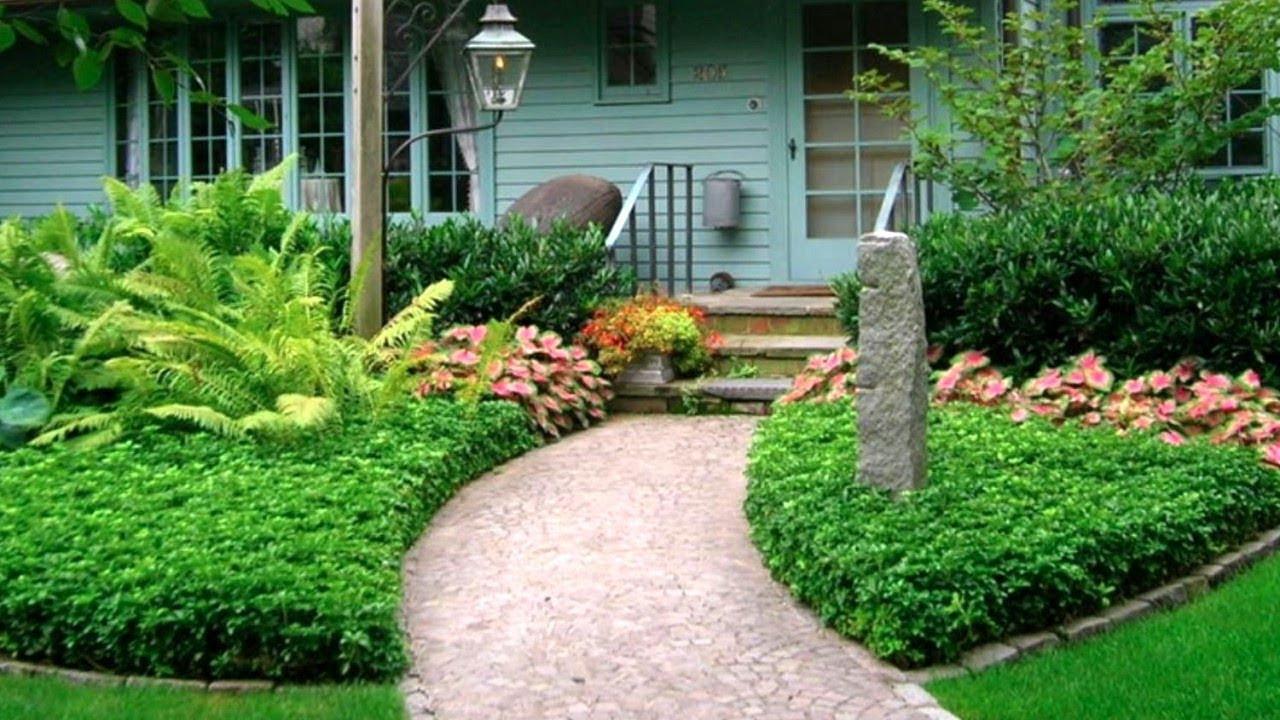 Landscape Design For Front Yards  65 Fabulous Front Yards Landscaping Ideas