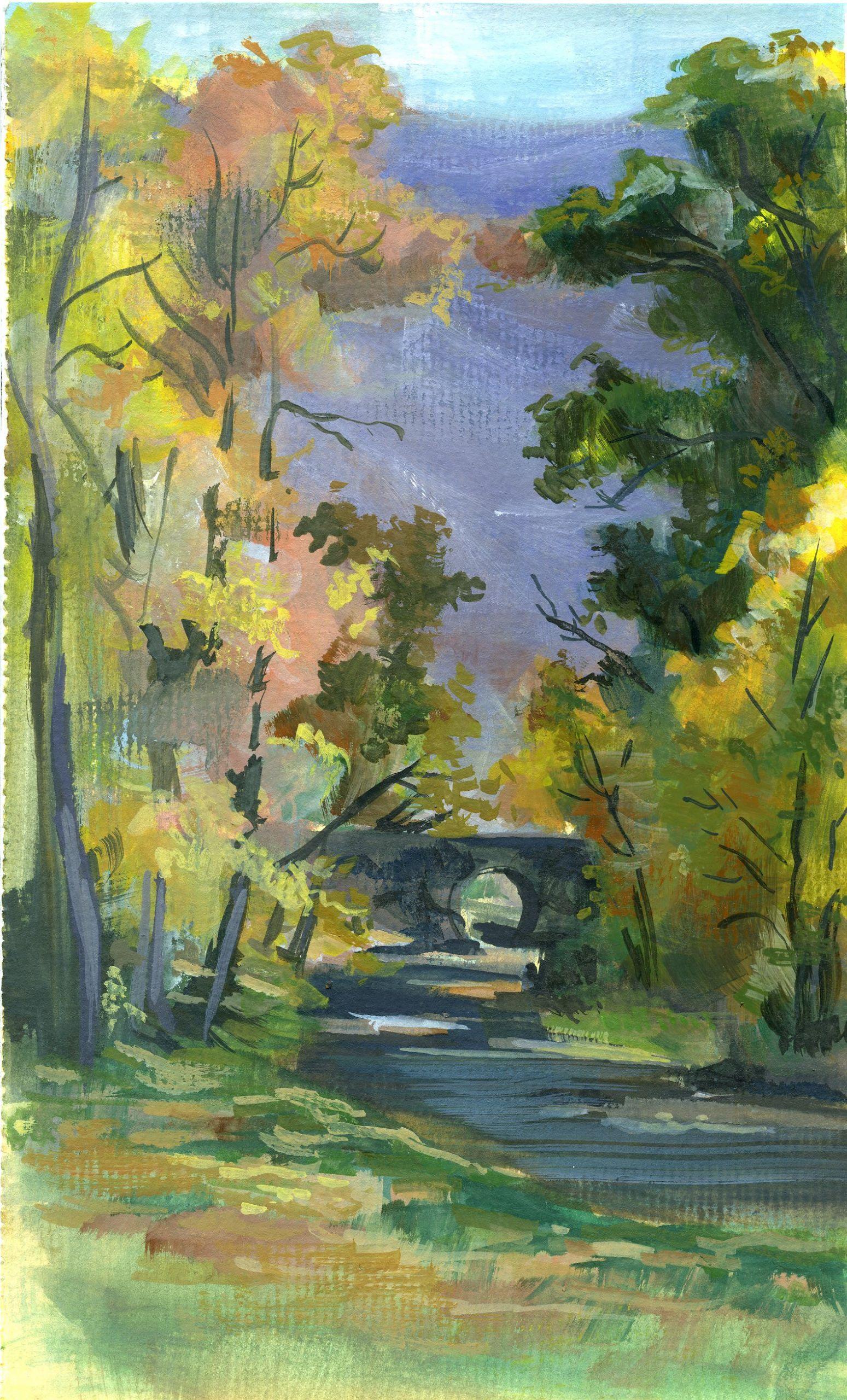 Landscape Painting Images  landscape painting