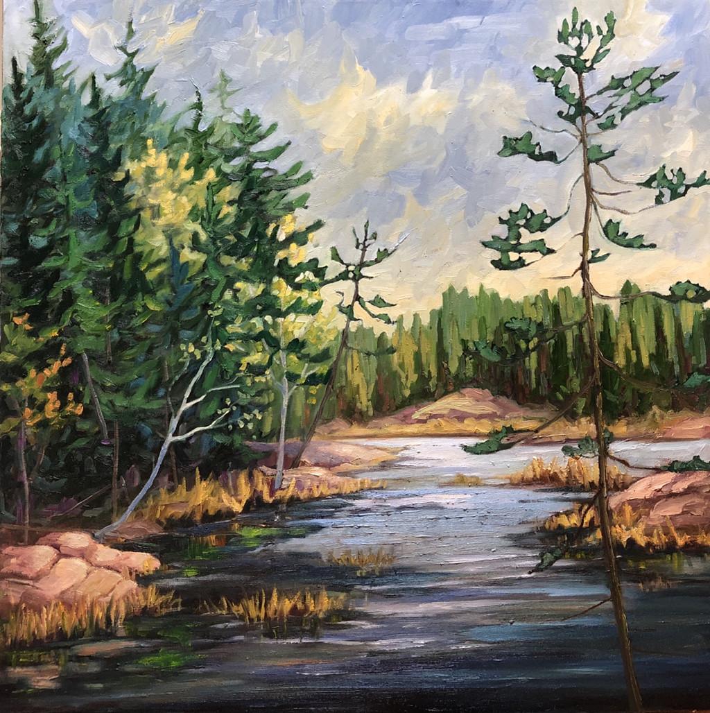 Landscape Painting Images  Canadian Landscape Paintings Canadian Landscape Artist