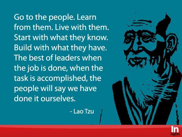 Lao Tzu Quotes Leadership  Leadership Lao Tzu wisdom and inspiration