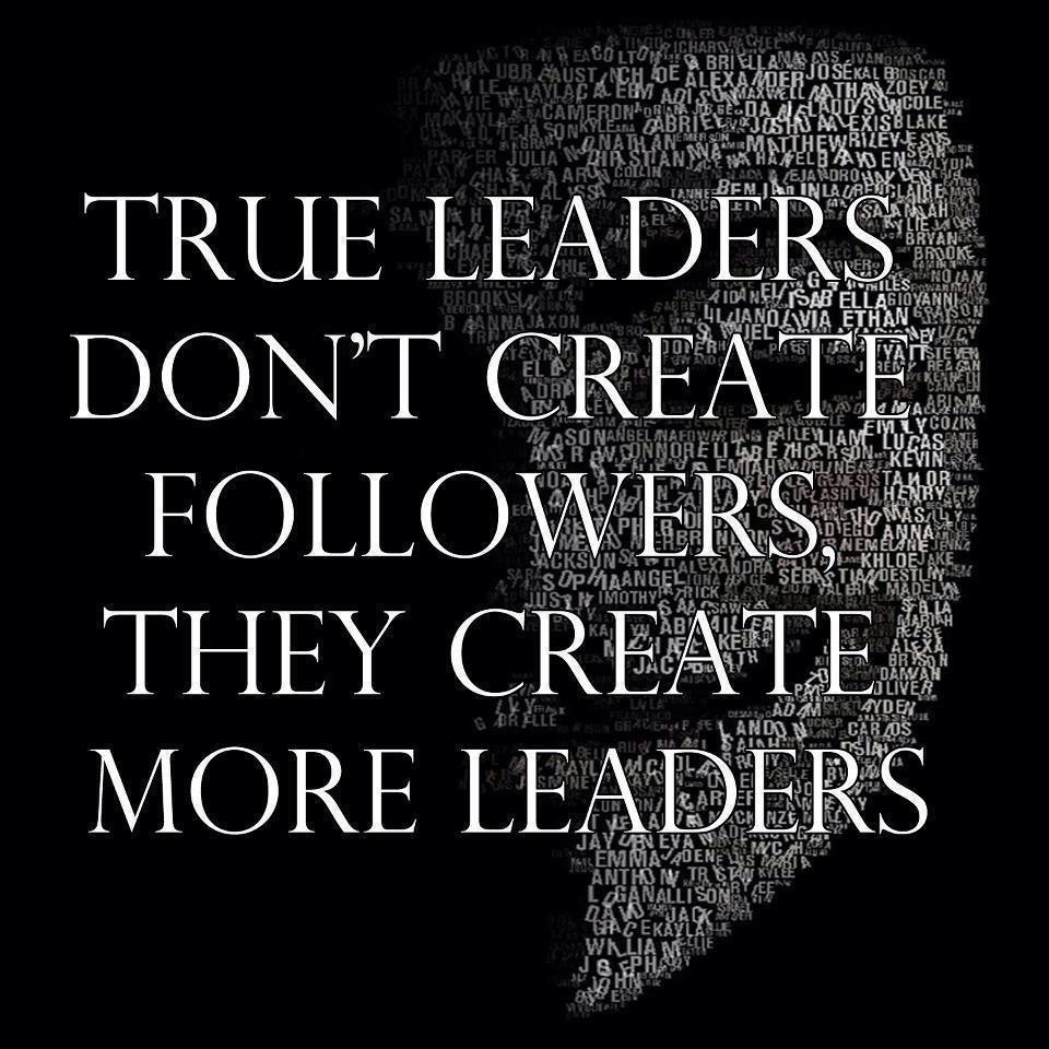 Leadership Quote  Inspirational Quotes