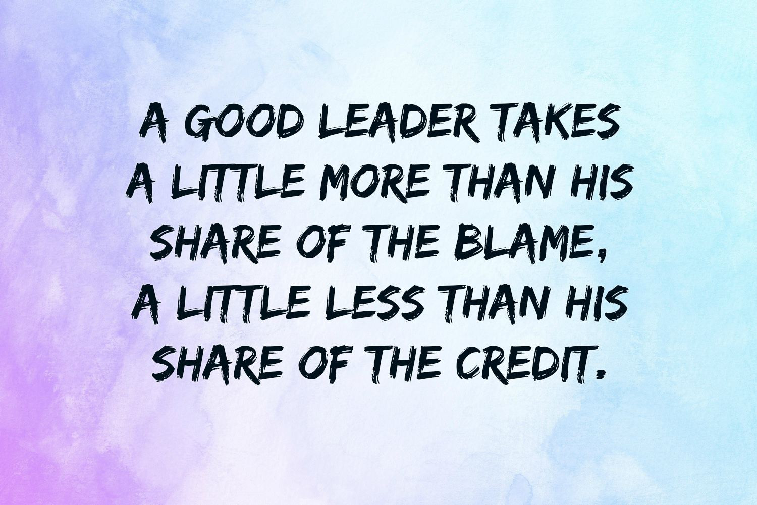 Leadership Quote  Leadership Quotes Text & Image Quotes