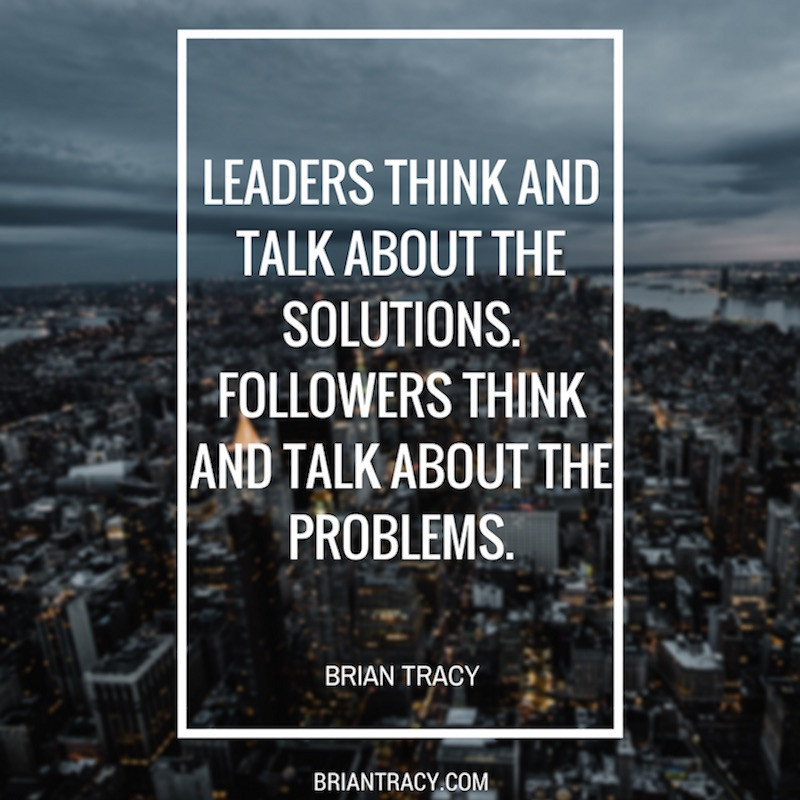 Leadership Quote  20 Brian Tracy Leadership Quotes For Inspiration