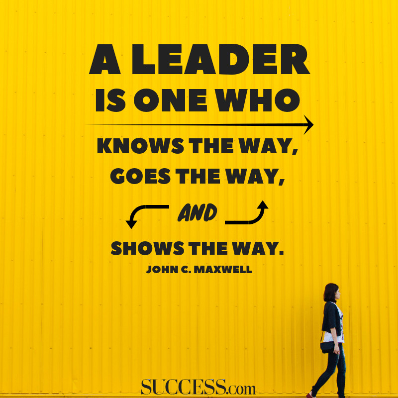 Leadership Quote  10 Powerful Quotes on Leadership