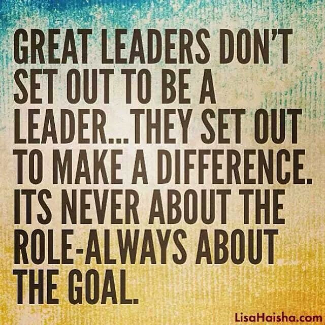Leadership Quote  The pelled Educator 5 Inspiring Leadership Quotes