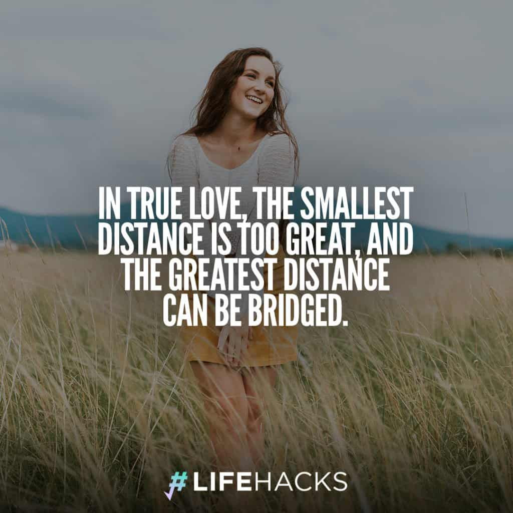Love Quote For Long Distance Relationship  30 Long Distance Relationship Quotes That Will Melt Your Heart