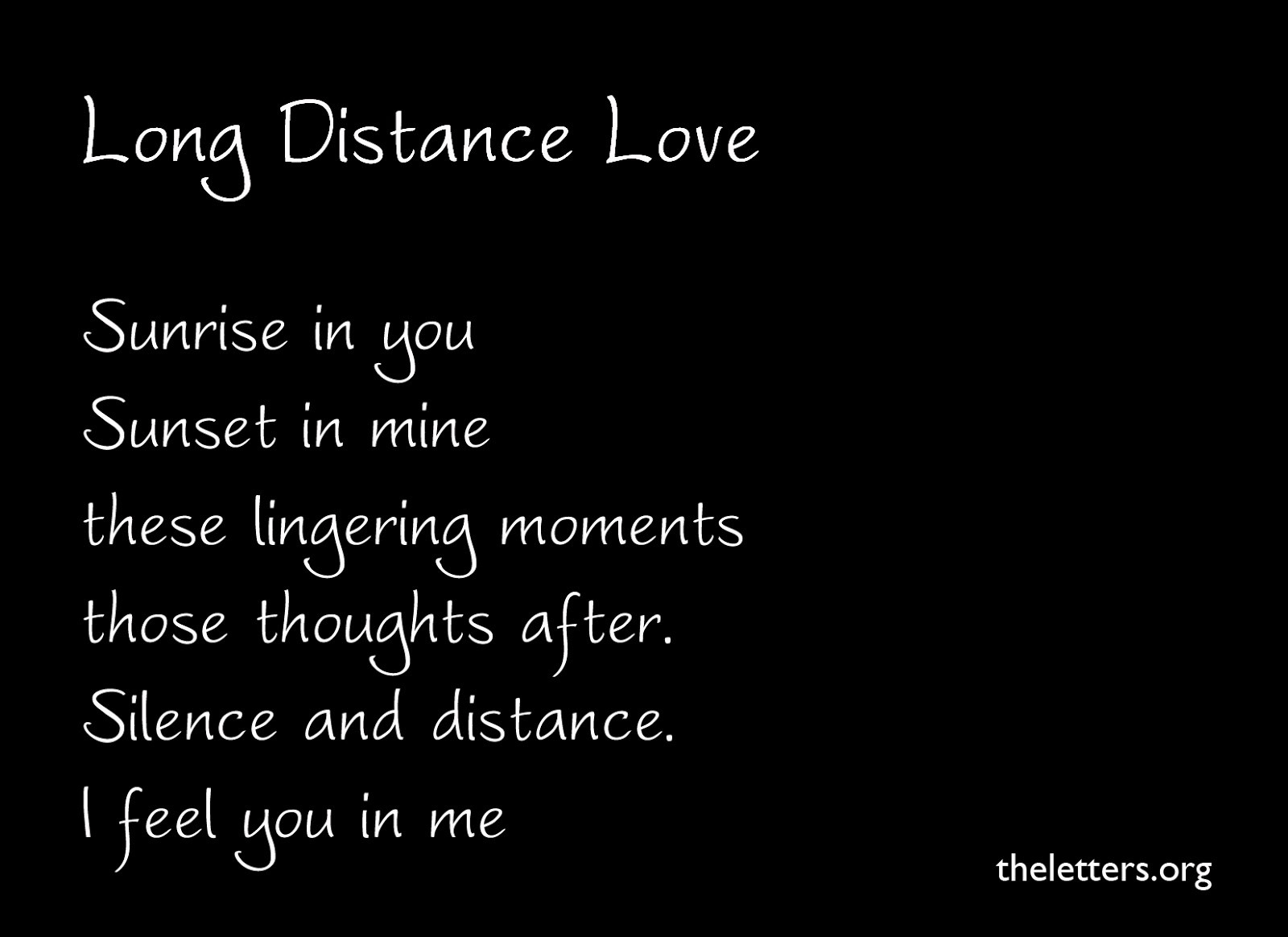 Love Quote For Long Distance Relationship  Cute Long Distance Love Quotes For Him QuotesGram