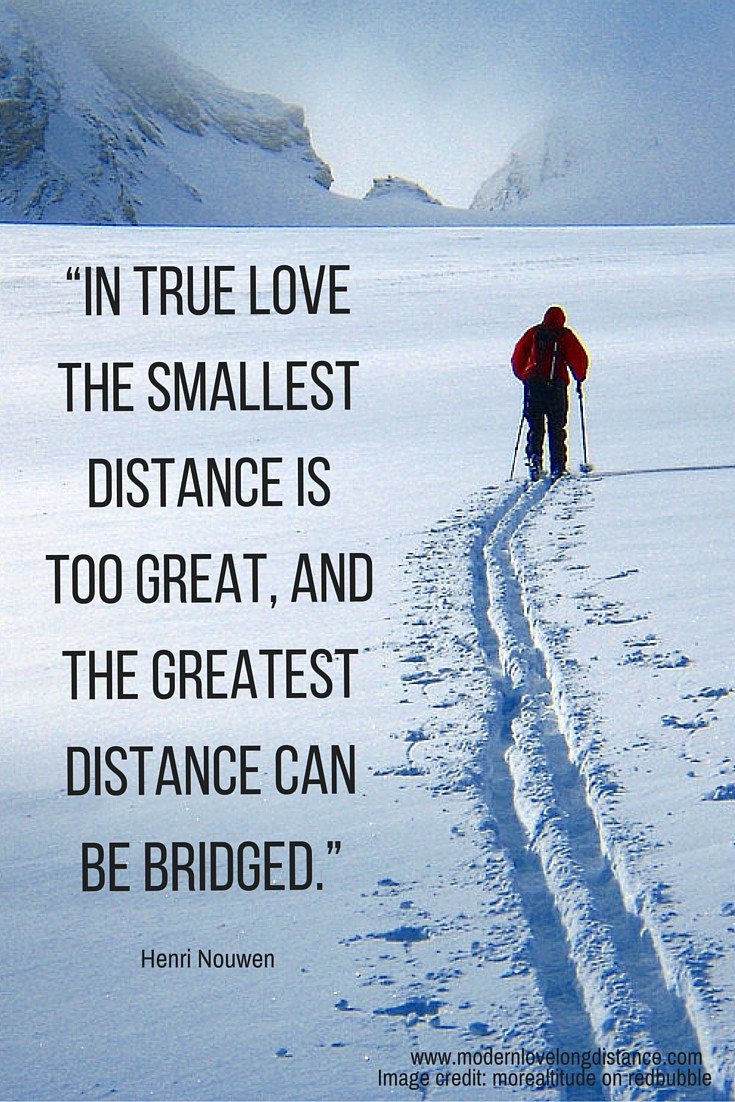 Love Quote For Long Distance Relationship  30 Classic Long Distance Relationship Quotes About Love