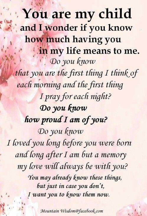 Loving A Child That Is Not Yours Quotes  I love you more than you will ever know ways
