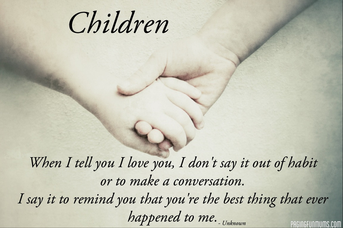 Loving A Child That Is Not Yours Quotes  Quotes Archives Paging Fun Mums