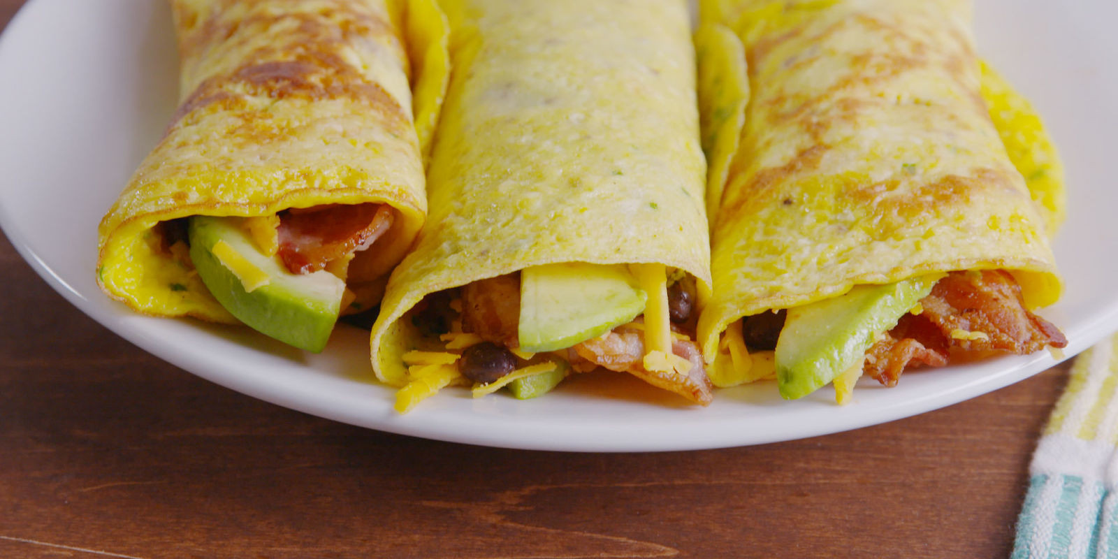 Low Carb Brunch Recipes  Best Low Carb Breakfast Burritos How to Make Low Carb