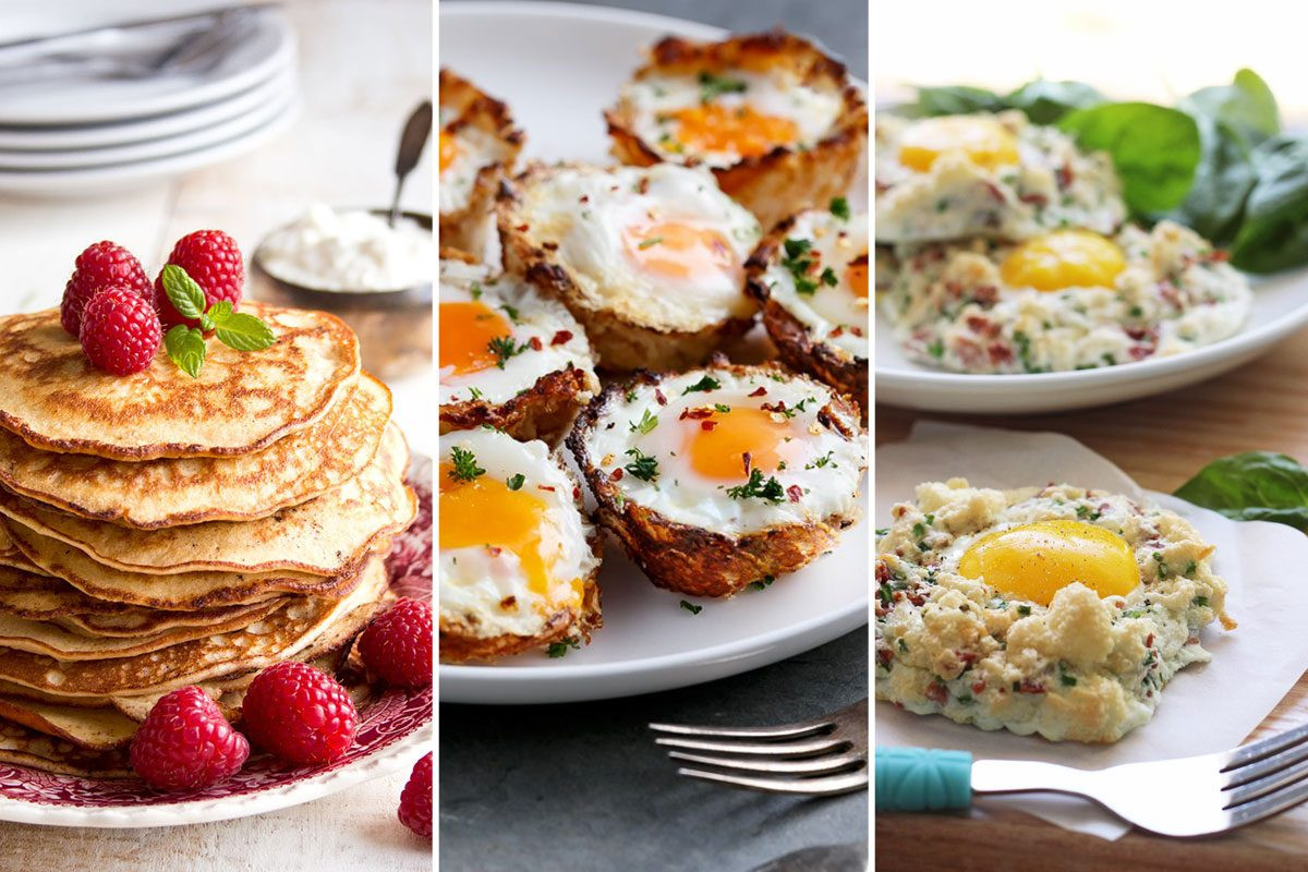 Low Carb Brunch Recipes  Low Carb Breakfast Recipes 8 Yummy Options — Eatwell101