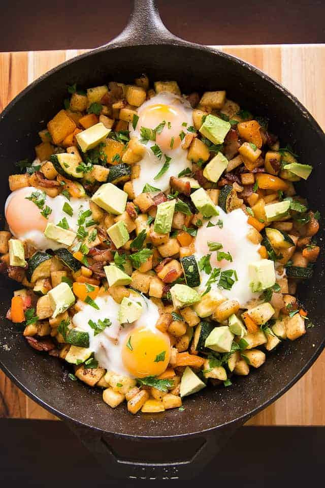Low Carb Brunch Recipes  Low Carb Breakfast Hash • Low Carb with Jennifer