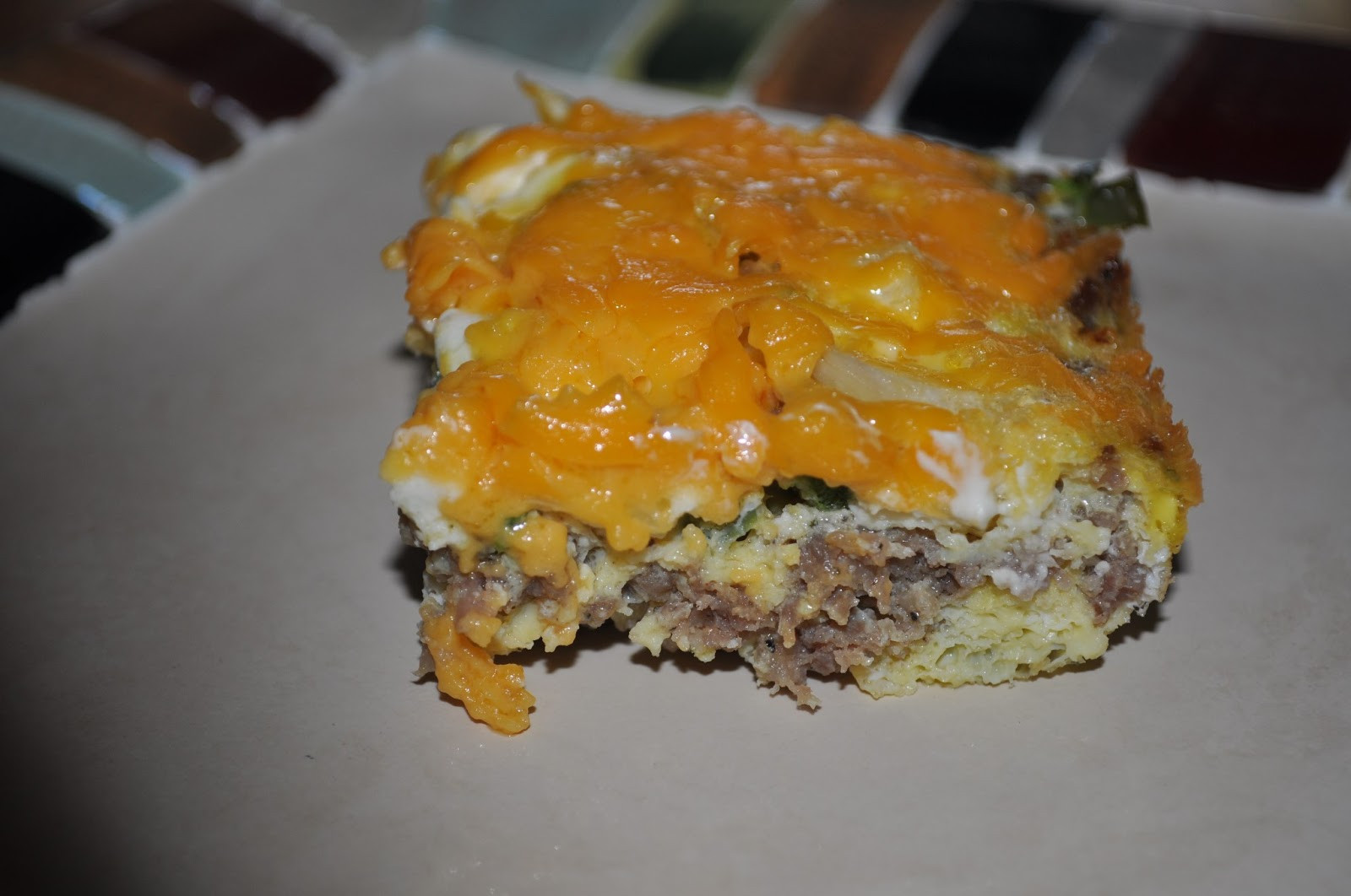 Low Carb Brunch Recipes  Beth s Favorite Recipes Low Carb Breakfast Casserole