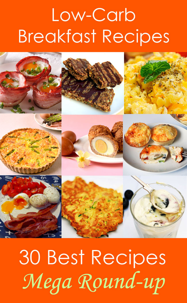 Low Carb Brunch Recipes  Low Carb Breakfast 30 Best Recipes – Low Carb Support