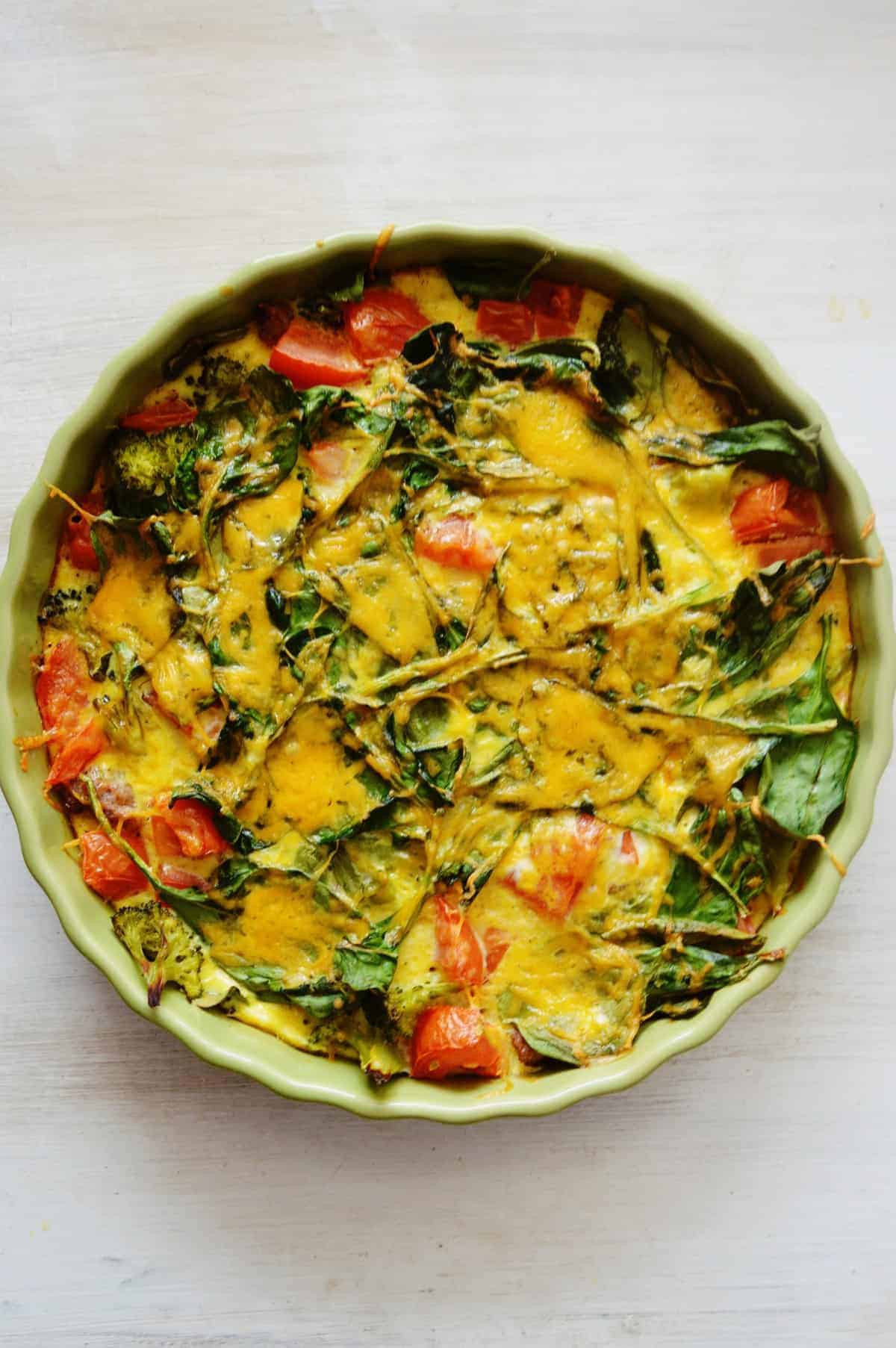 Low Carb Brunch Recipes  Delicious Low Carb Breakfast Casserole Recipe