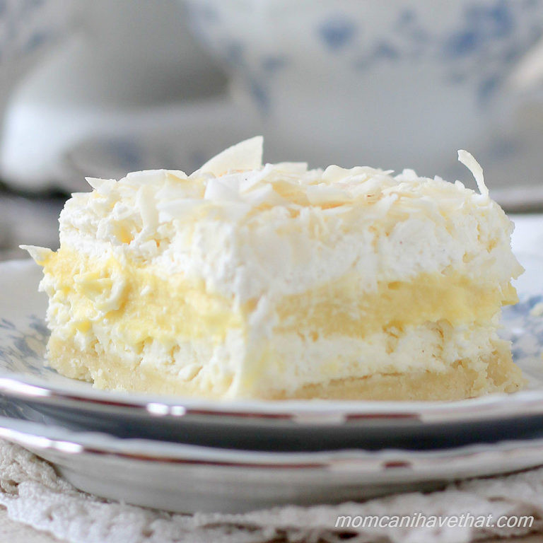 Low Carb Cream Cheese Dessert  Layered Coconut Cream Pudding With Creamed Cheese Low