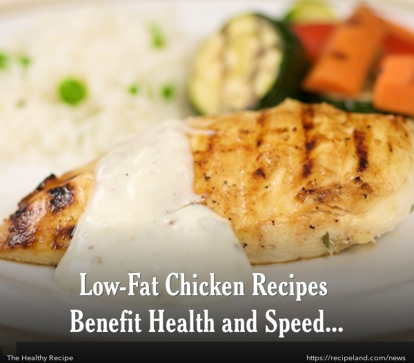 Low Cholesterol Chicken Recipes  Best 35 Low Cholesterol Chicken Breast Recipes Best