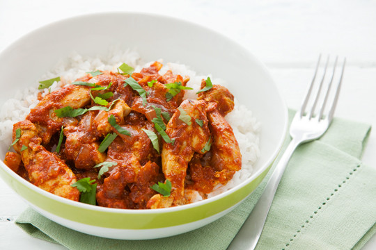 Low Cholesterol Chicken Recipes  Low Fat Chicken Curry Recipe