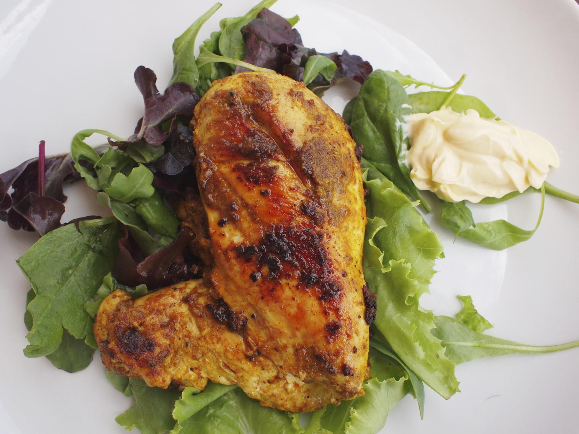 Low Cholesterol Chicken Recipes  Easy Low Fat BBQ Chicken Recipe Thaumaturgical