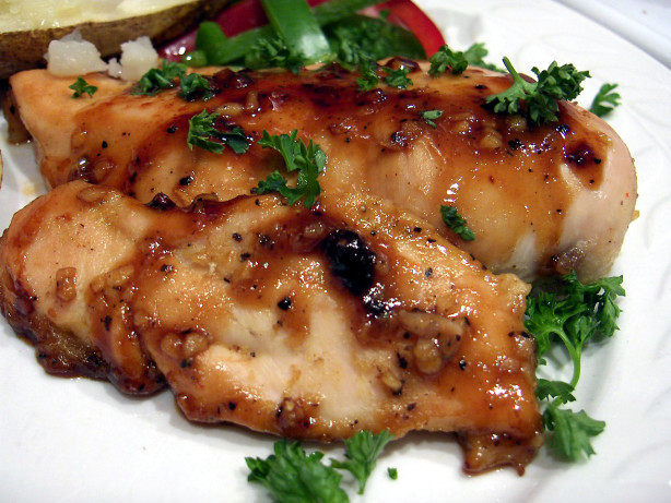 Low Cholesterol Chicken Recipes  Ginger Me Up Chicken Low Fat Honey And Ginger Chicken
