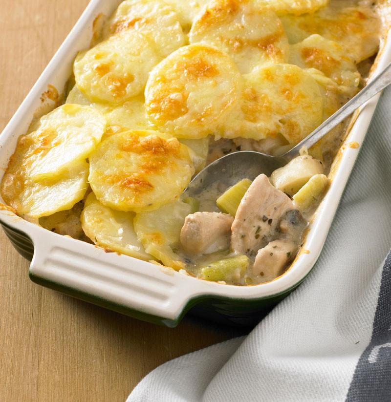 Low Cholesterol Chicken Recipes  Low Cholesterol Chicken Leek & Mushroom Pie