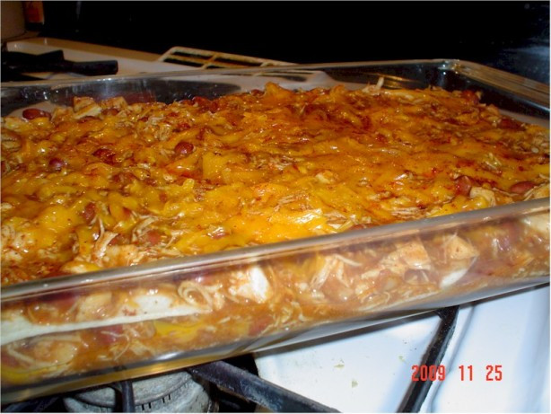 Low Cholesterol Chicken Recipes  Easy Low Fat Chicken Enchilada Casserole Recipe Food