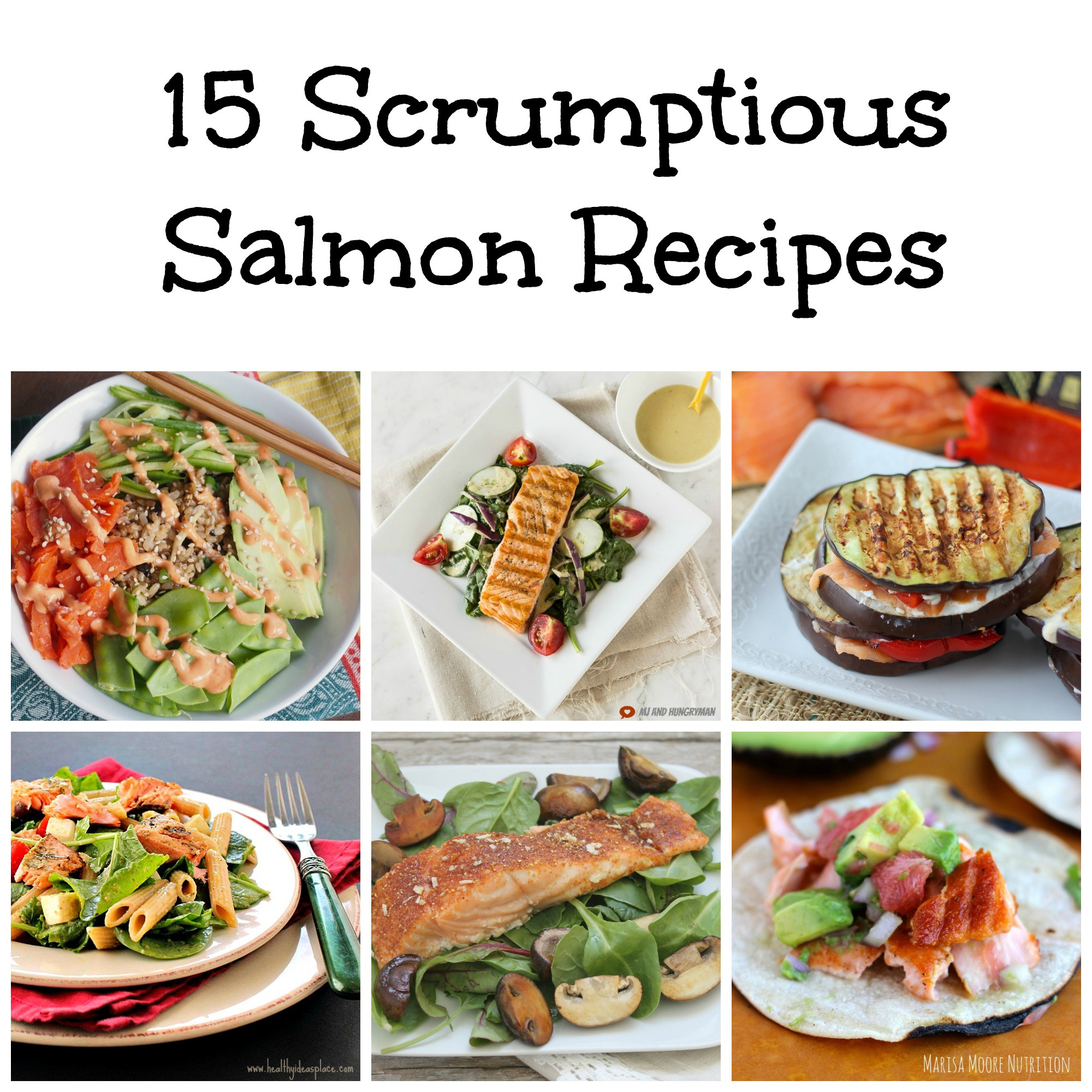 Low Cholesterol Salmon Recipes  15 Scrumptious Salmon Recipes Part 3 Cholesterol and
